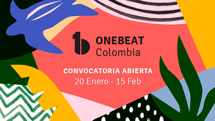Convocatoria: OneBeat Colombia