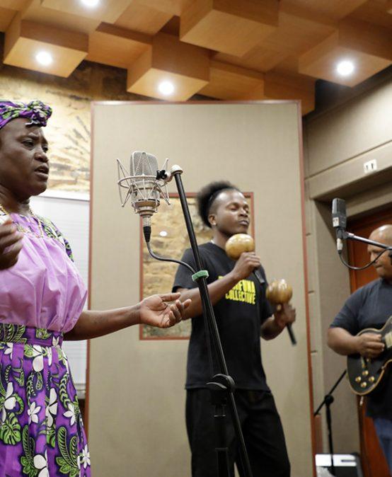 Conversatorio y muestra: Garifuna Collective en 360º