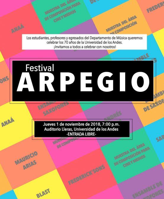 Festival Arpegio