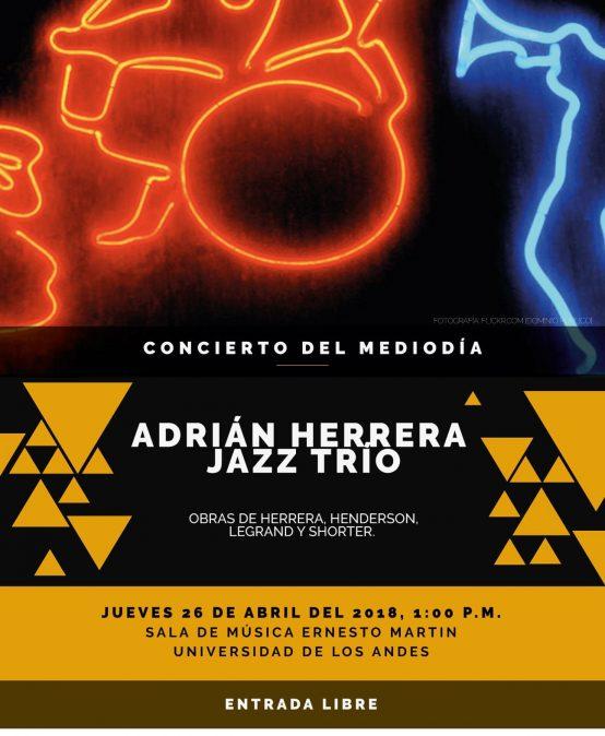 Adrián Herrera Jazz Trío