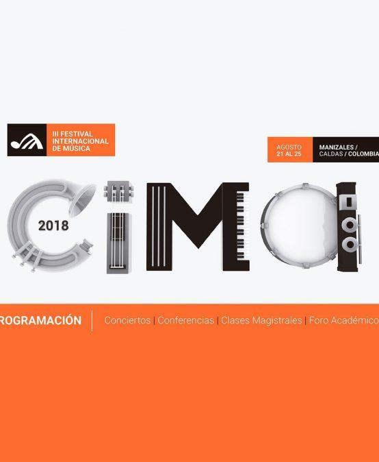 Conferencia del Sello Disquero Uniandes en el Festival Internacional de Música CiMa