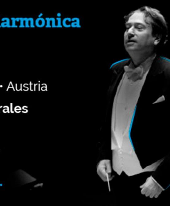 Juan Nicolás Morales, piano (Colombia) toca con la Orquesta Filarmónica de Bogotá y el director Christian Schulz (Austria)