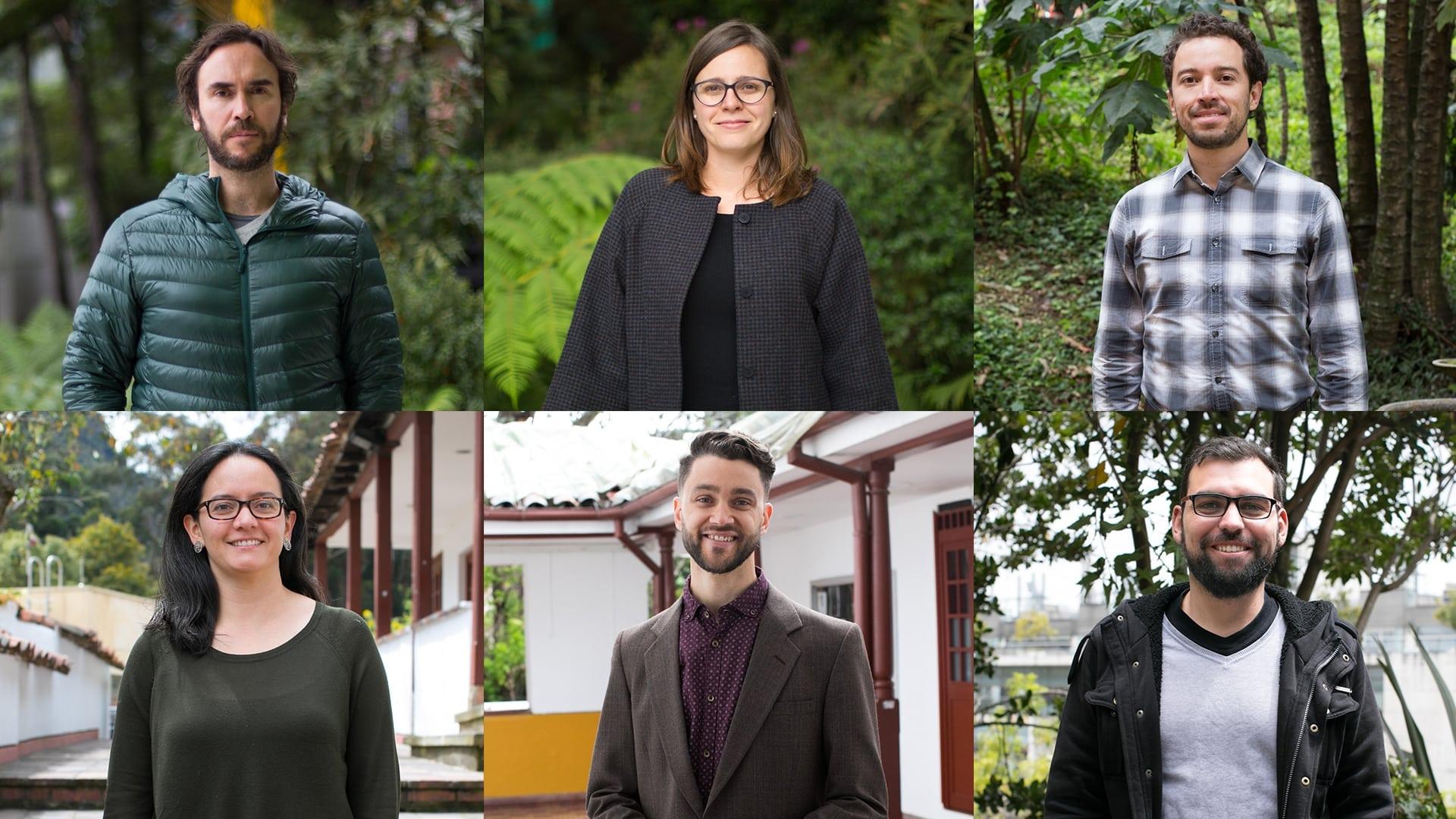 Nuevos nombramientos de profesores en la Facultad, a partir del 1 de agosto