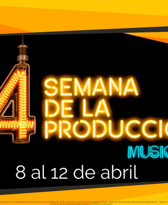 Cierre de la 4ta Semana de la Producción Musical