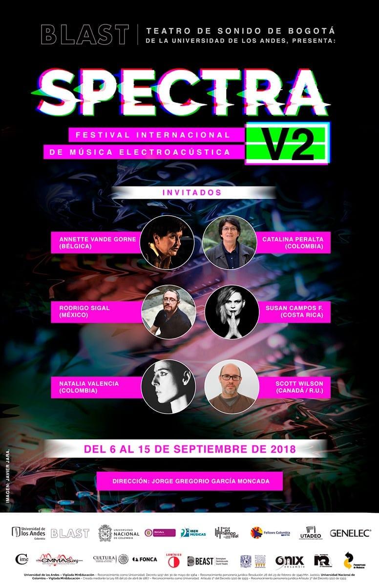 Spectra V.2 / Festival Internacional de Música Electroacústica 2018
