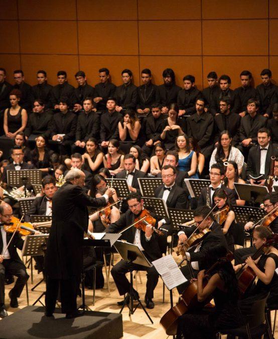 Ensayo general de la Orquesta de Los Andes abierto al público