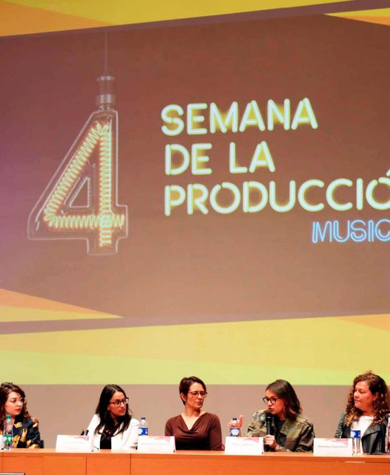 Video: siete mujeres influyentes en la cuarta Semana de la Producción Musical
