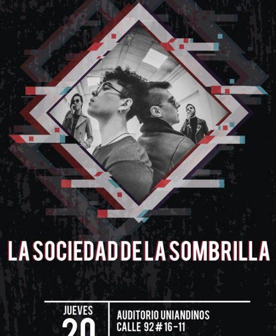 Concierto: La Sociedad de la Sombrilla