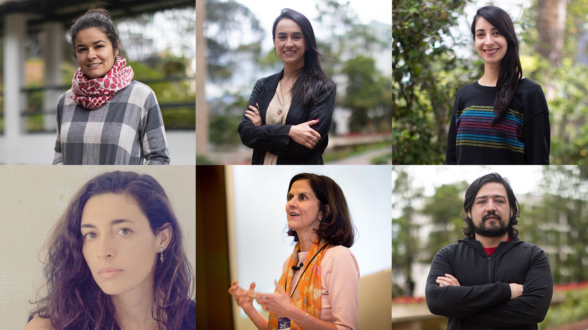 6 nuevos profesores en Artes y Humanidades desde el segundo semestre de 2019