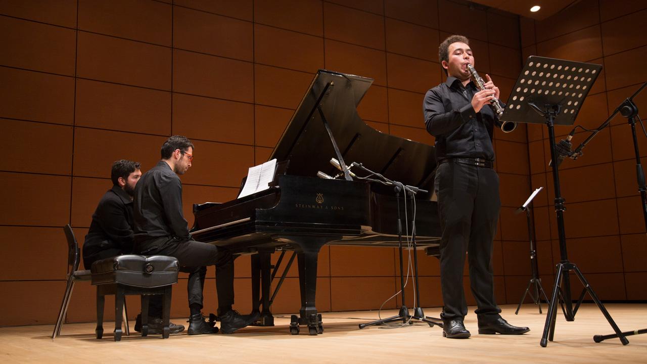 Opción académica en Cultura musical - Departamento de Música - Universidad de los Andes