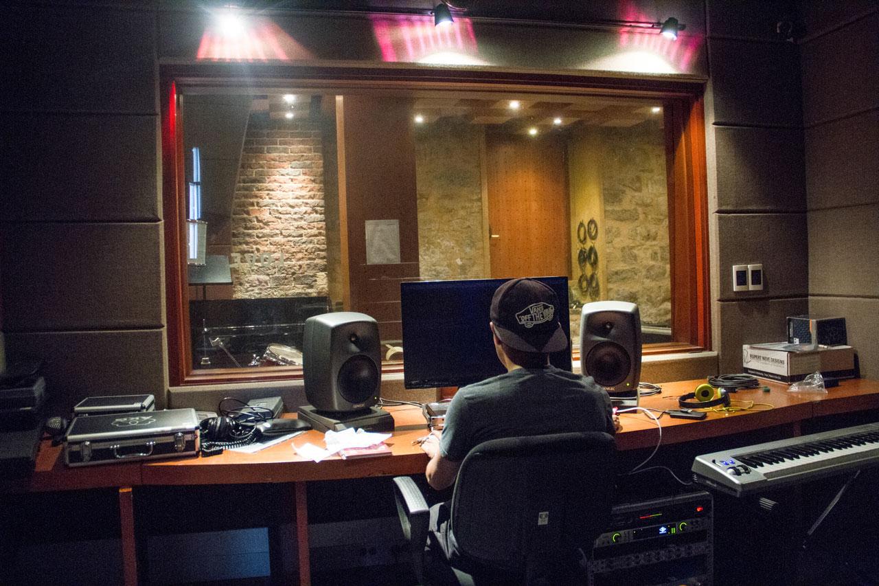 Opción académica en Técnicas de grabación musical - Departamento de Música - Universidad de los Andes