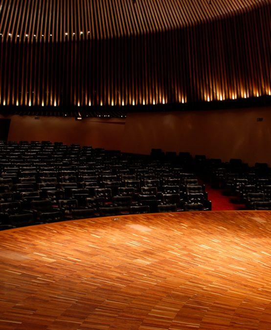 Talleres para instrumentistas y agrupaciones en la Sala de Conciertos de la BLAA