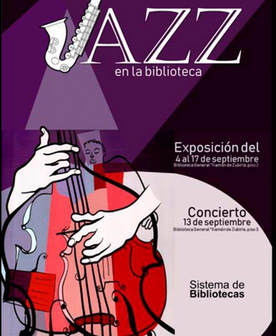 Ensamble de Jazz de Uniandes se presenta en la Biblioteca General