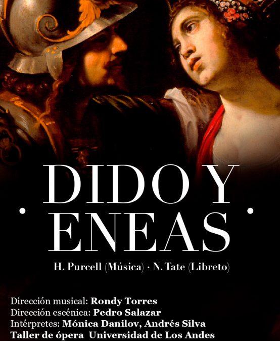 Primera función: Ópera Dido y Eneas