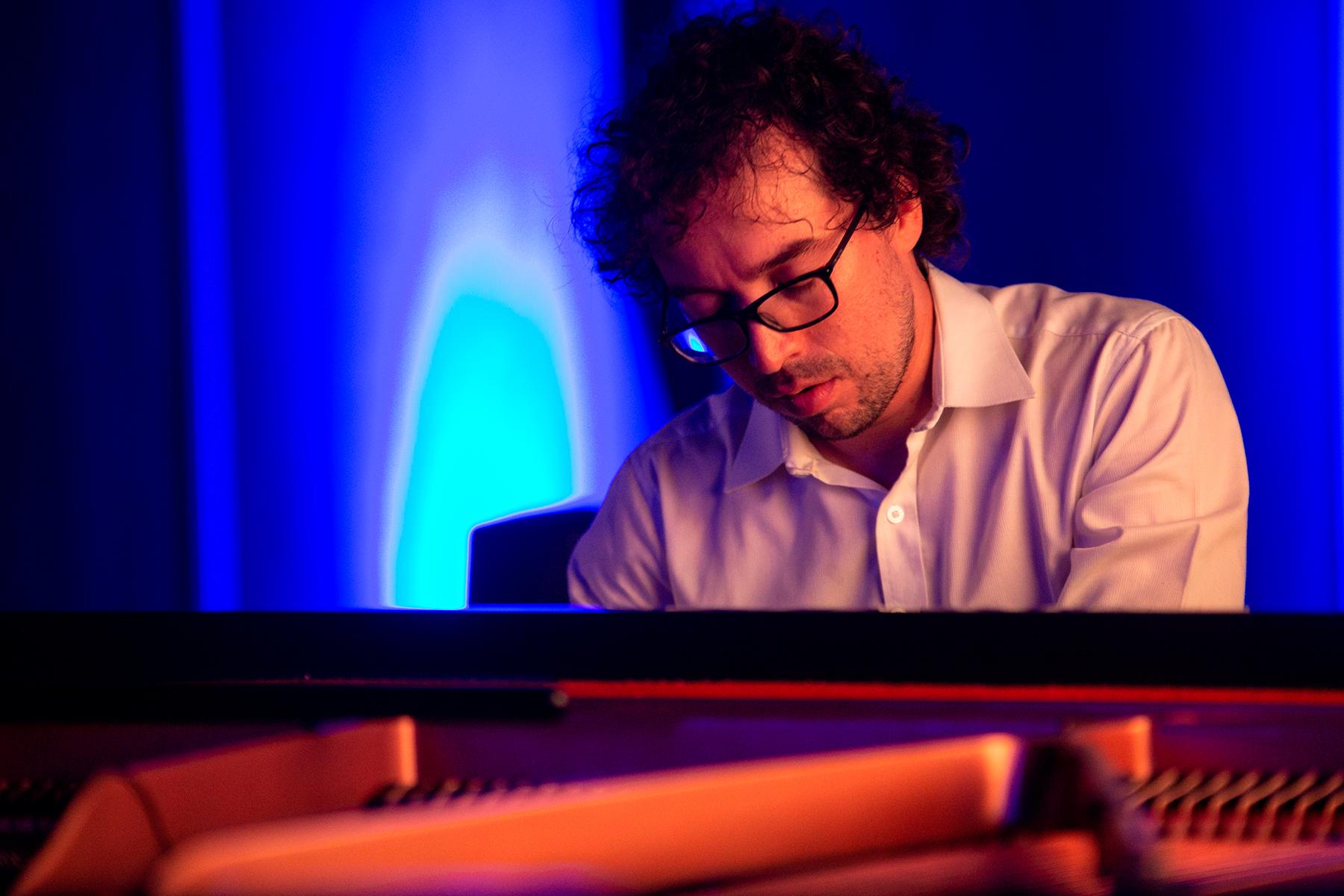 Recital en línea: Mauricio Arias-Esguerra, piano