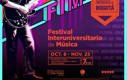 Concierto: Colombian Real Band y Ensamble de Cuerdas Andinas