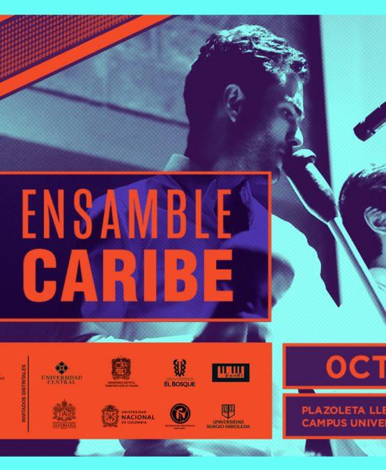 Martes en vivo: Ensamble de Músicas tradicionales del Caribe colombiano