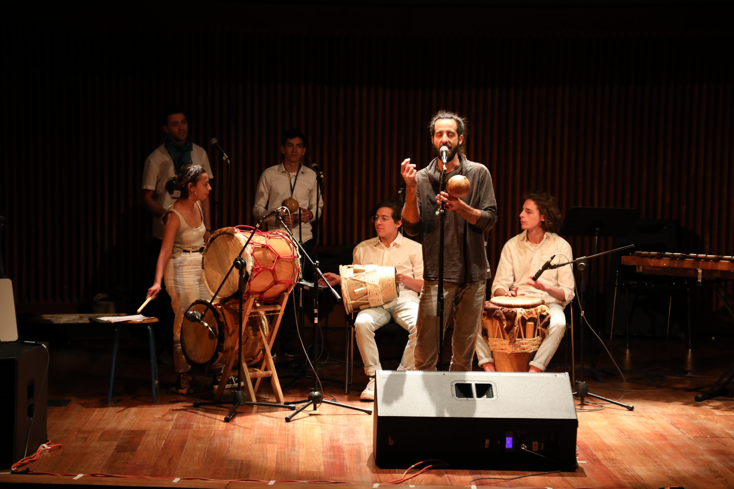 """Galería: Simposio internacional """"Música, tradición y creatividad en la era digital: nuevas perspectivas etnomusicológicas desde el Sur Global"""""""