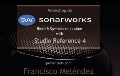 Workshop de Sonarworks