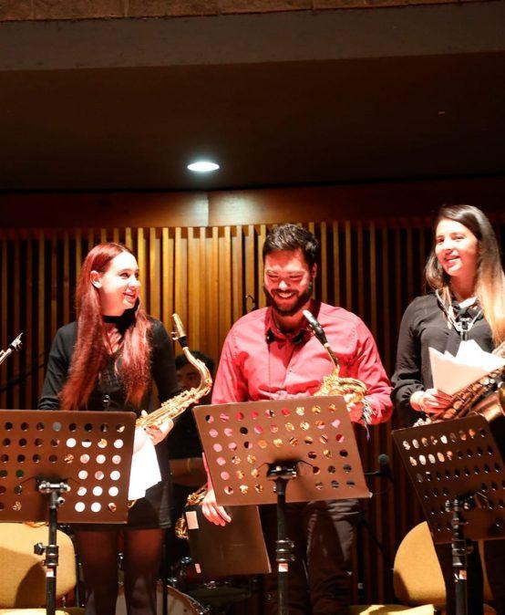 Concierto: Cuarteto de Saxofones de los Andes y Cuarteto de saxofones de la U. Nacional