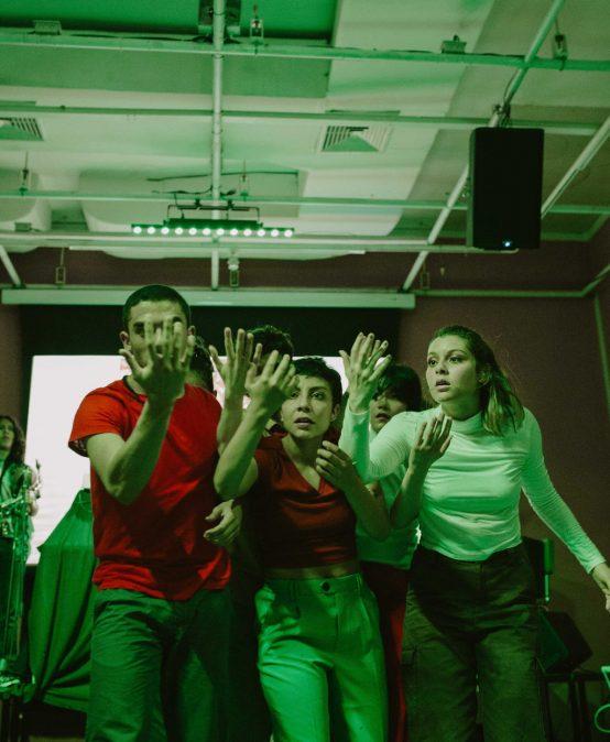 Acto de Fuga – presentación Ensamble de danza contemporánea