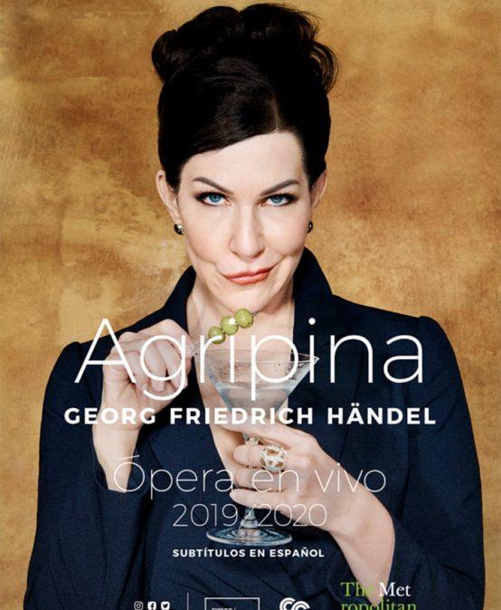 Ópera en Cine Colombia: Agripina (Segunda función)
