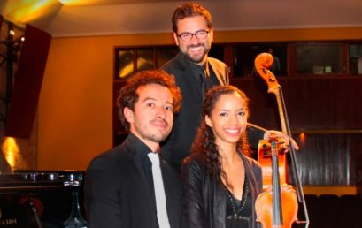 Concierto Bogotá Piano Trío