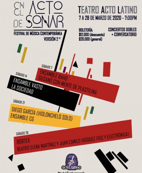 """Festival """"En el Acto de Sonar"""""""