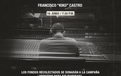 Mezcla desde 0 con Kiko Castro