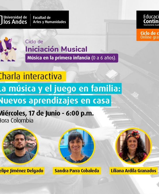 La música y el juego en familia: Nuevos aprendizajes en casa