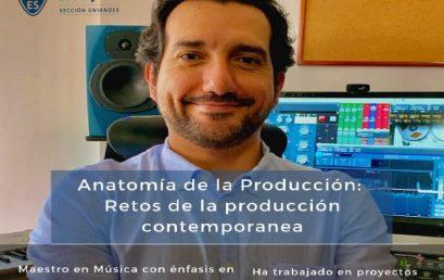Encuentro con Alejandro Collazos | Charlas AES