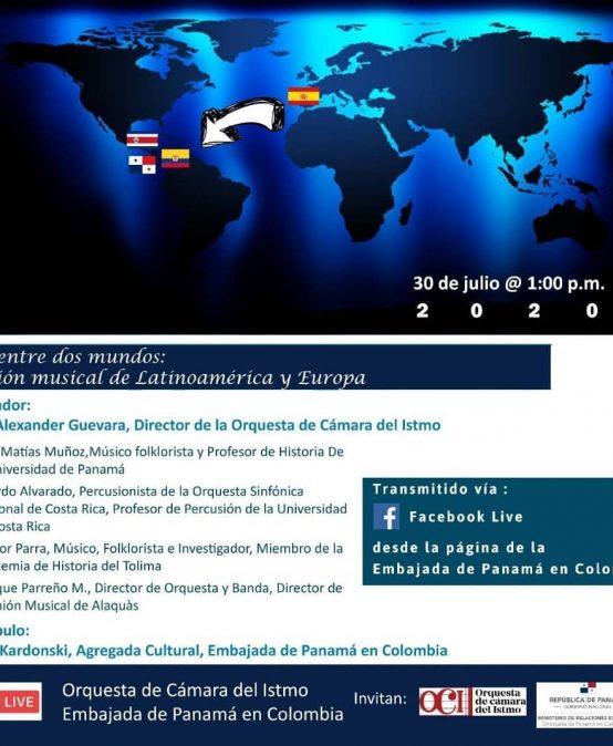 Ruta entre dos mundos: Relación musical Latinoamérica y Europa