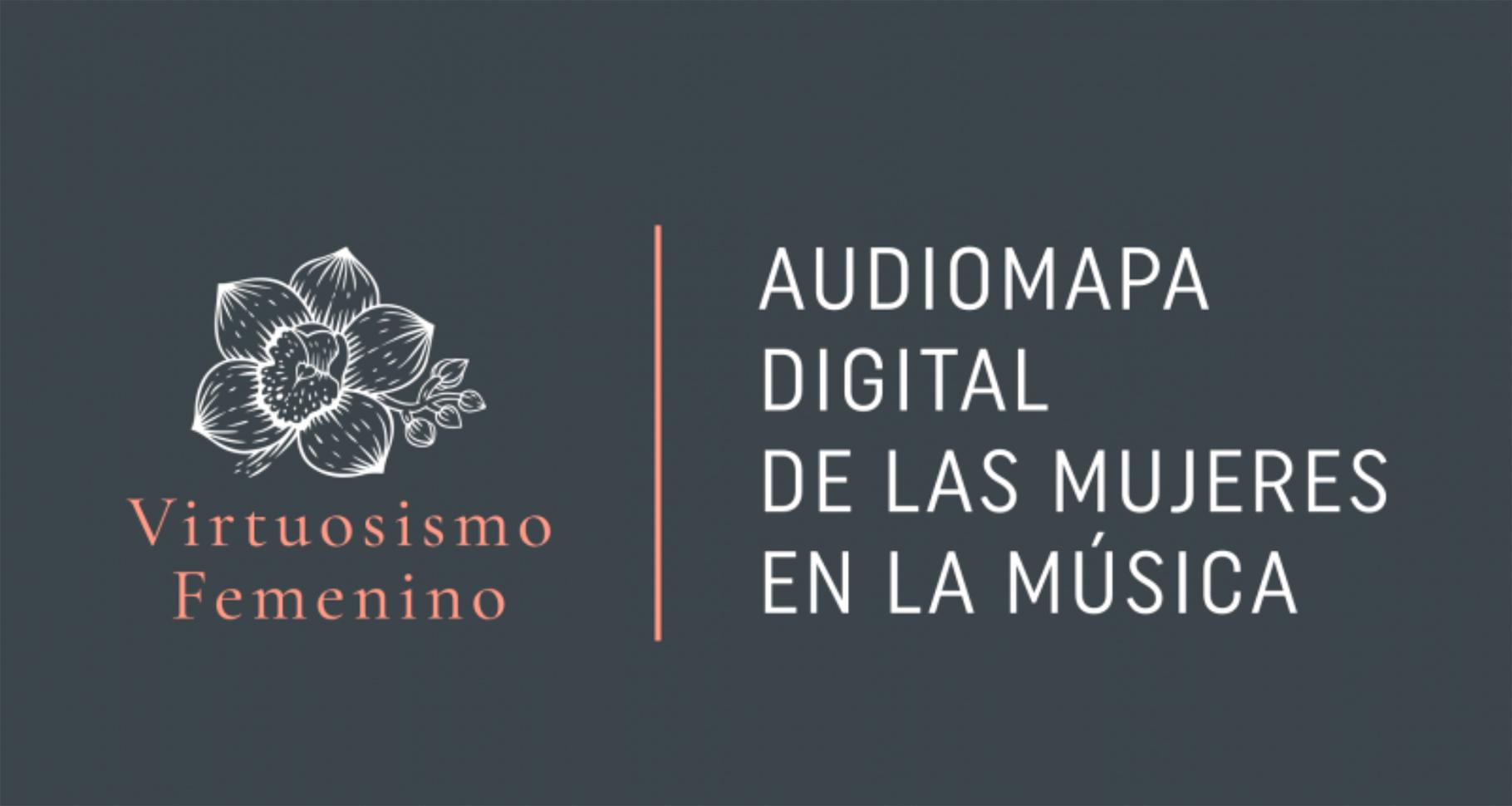Audiomapa digital de las mujeres en la música