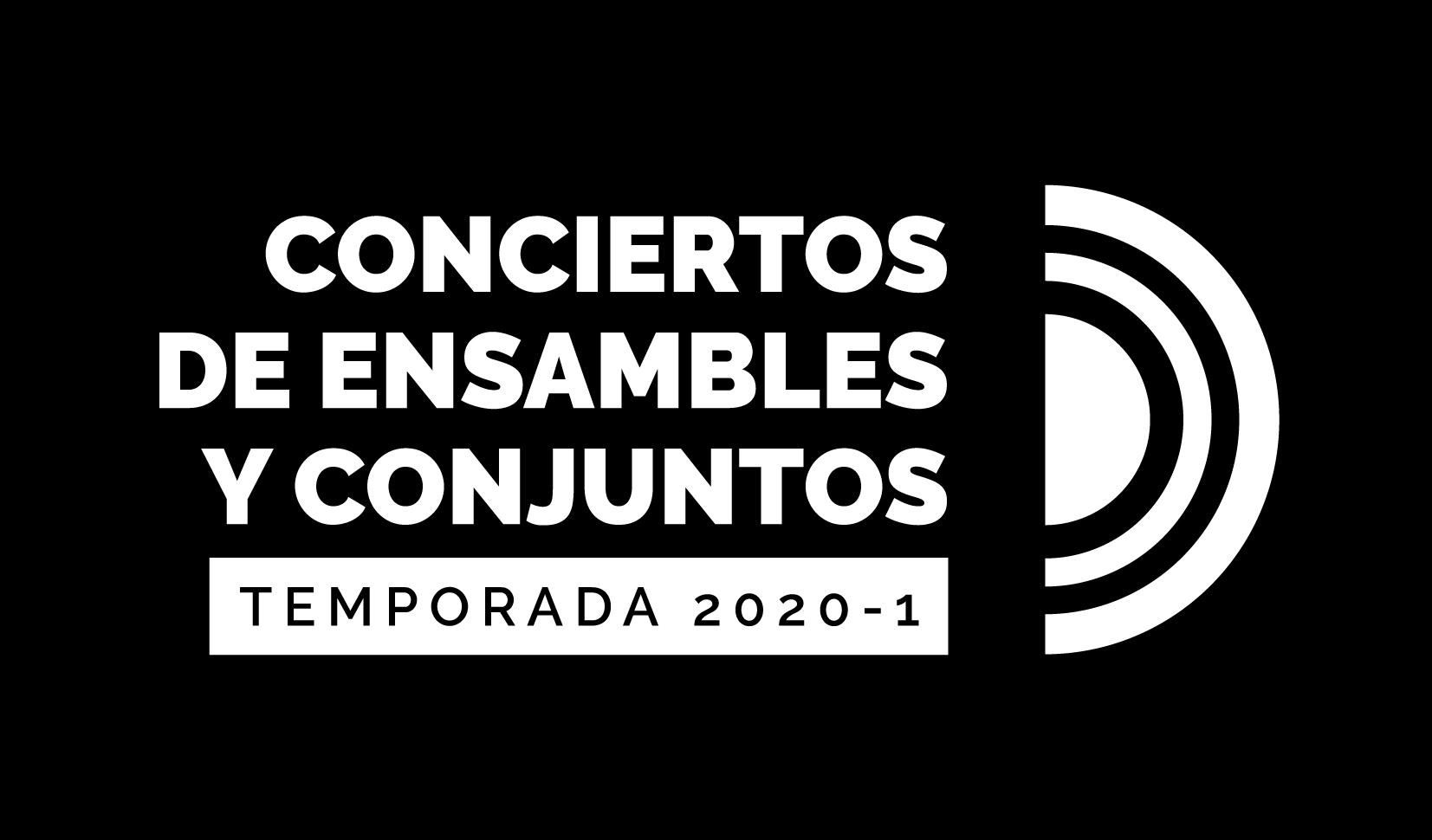 Temporada de Ensambles y Conjuntos: Conjunto de guitarras y Cuarteto de saxofones
