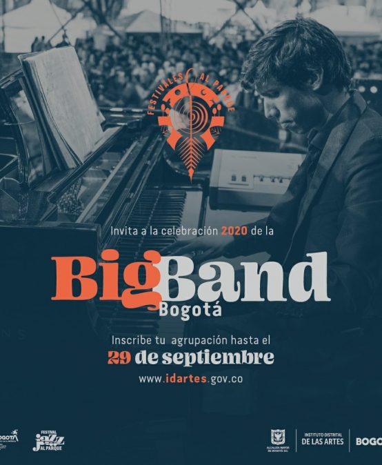 Convocatoria: Big Band Bogotá