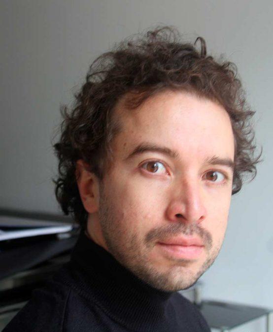 Mauricio Arias, piano   3er Encuentro de Piano Internacional de Bellas Artes