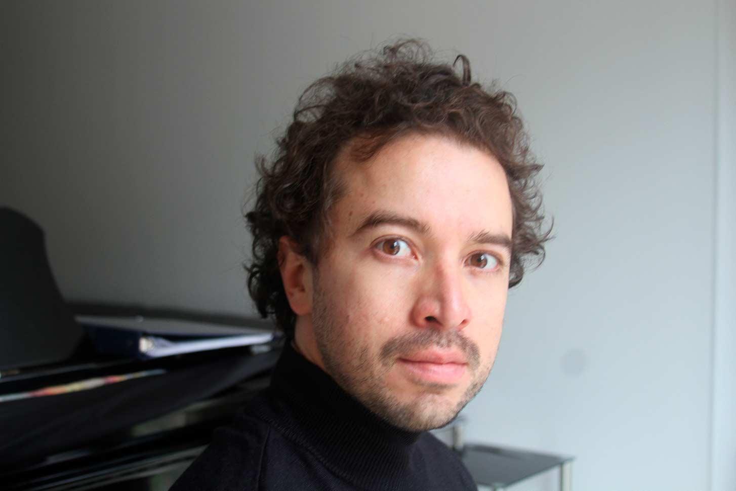 Mauricio Arias-Esguerra se presenta en Teatro Mayor