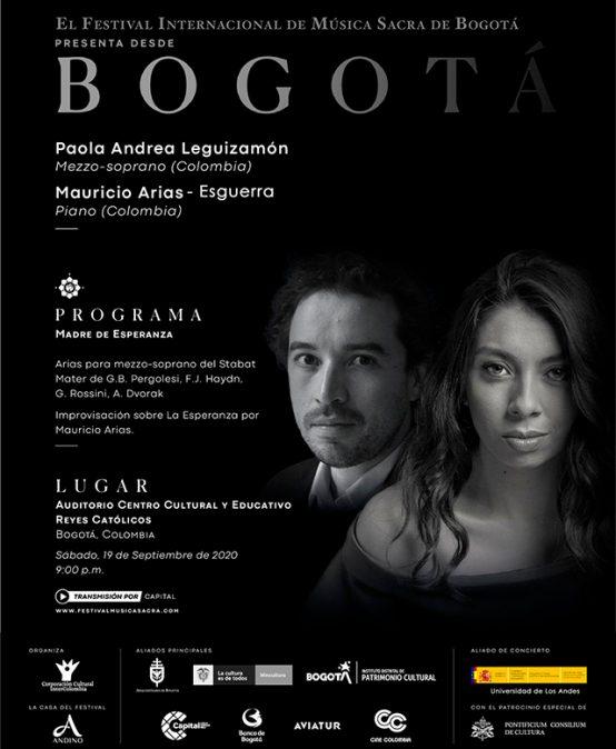 Stabat Mater · Pergolesi, Haydn, Rossini,Dvorak | Festival de Música Sacra