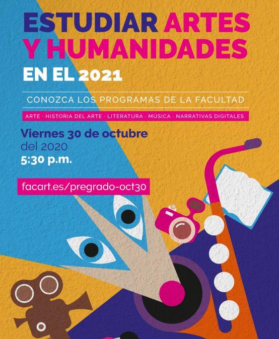 Estudiar Artes y Humanidades en el 2021