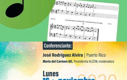 Recursos para el desarrollo de destrezas teóricas y auditivas del músico