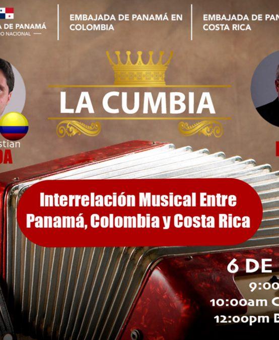 La cumbia: interrelación musical entre Panamá, Colombia y Costa Rica