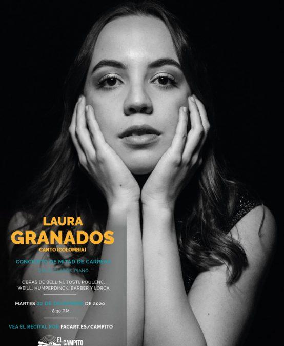 Recital de mitad de carrera | Laura Granados, canto