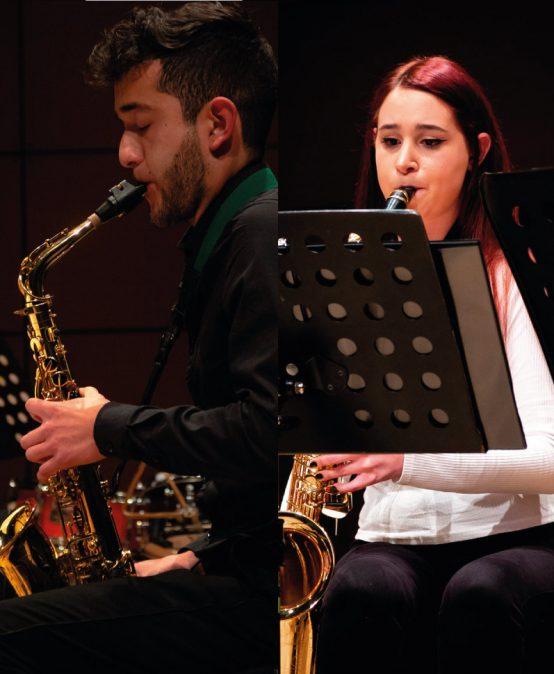 """El Cuarteto de Saxofones de los Andes gana convocatoria """"Filarmónica al Barrio"""""""