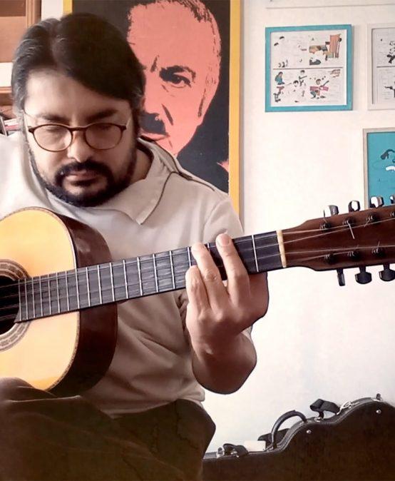 Concierto del mediodía: Lucas Saboya, tiple