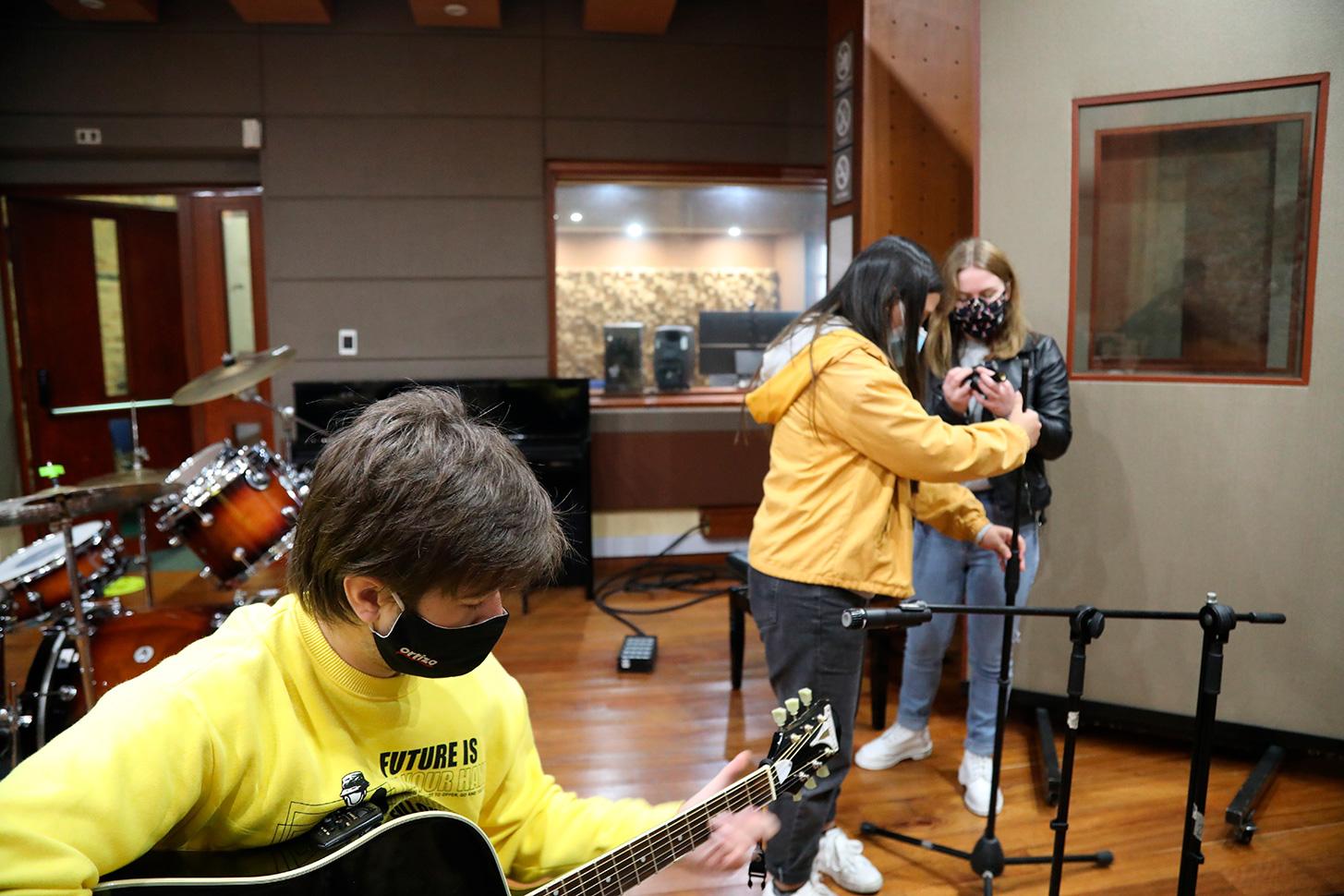 Estudio de grabación R