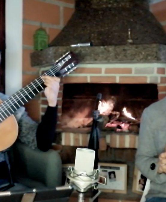 Concierto del mediodía: Dúo Yenny Saldarriaga y Jhonnier Ochoa, voz y guitarra (Colombia)