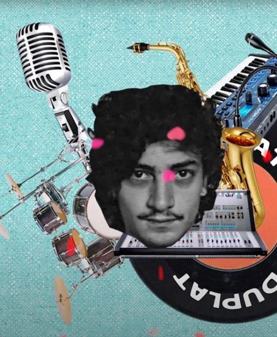 """""""Mi sueño es poder ser influyente en la música latinoamericana"""": Daniel Duplat, estudiante de Música"""