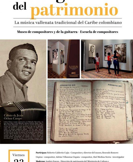 Protagonistas del patrimonio: La música vallenata tradicional del Caribe colombiano