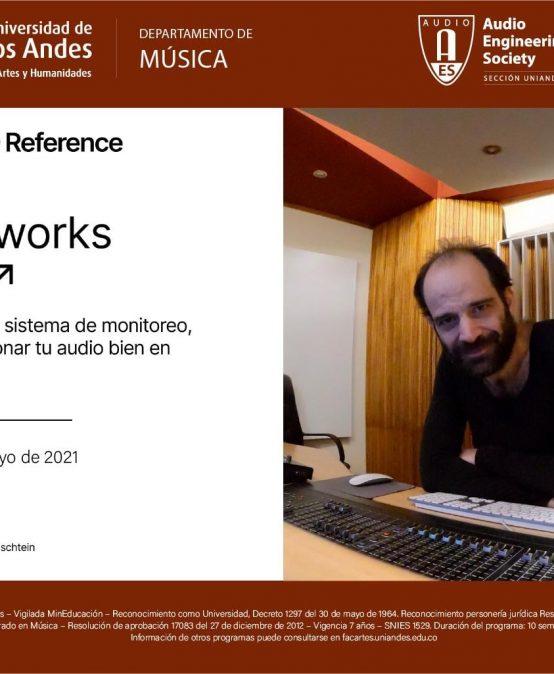 Calibración del sistema de monitoreo, con César Lamschtein | Charlas AES