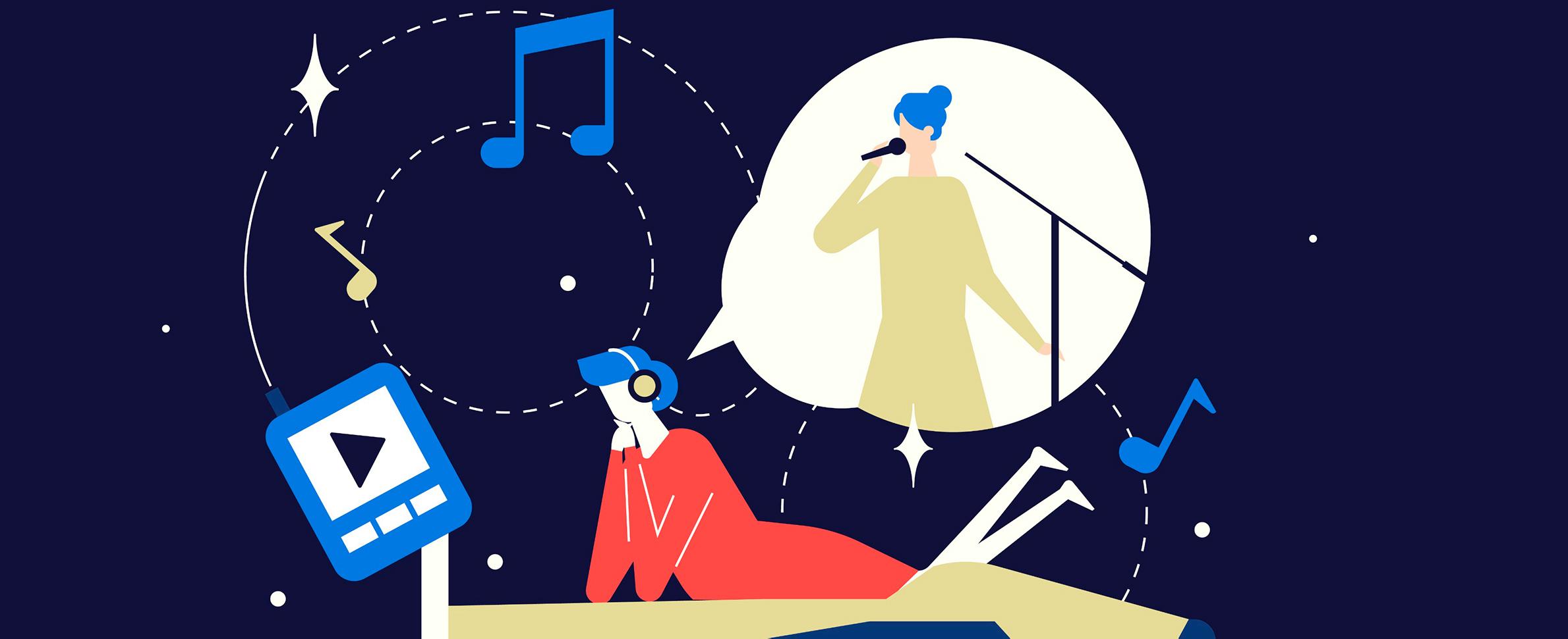 """Trabajos finales del CBU """"Mujeres en la música"""", dictado por Juana Monsalve"""